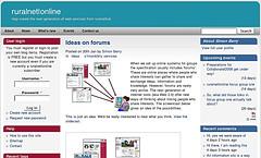 ruralnet|online co-design website